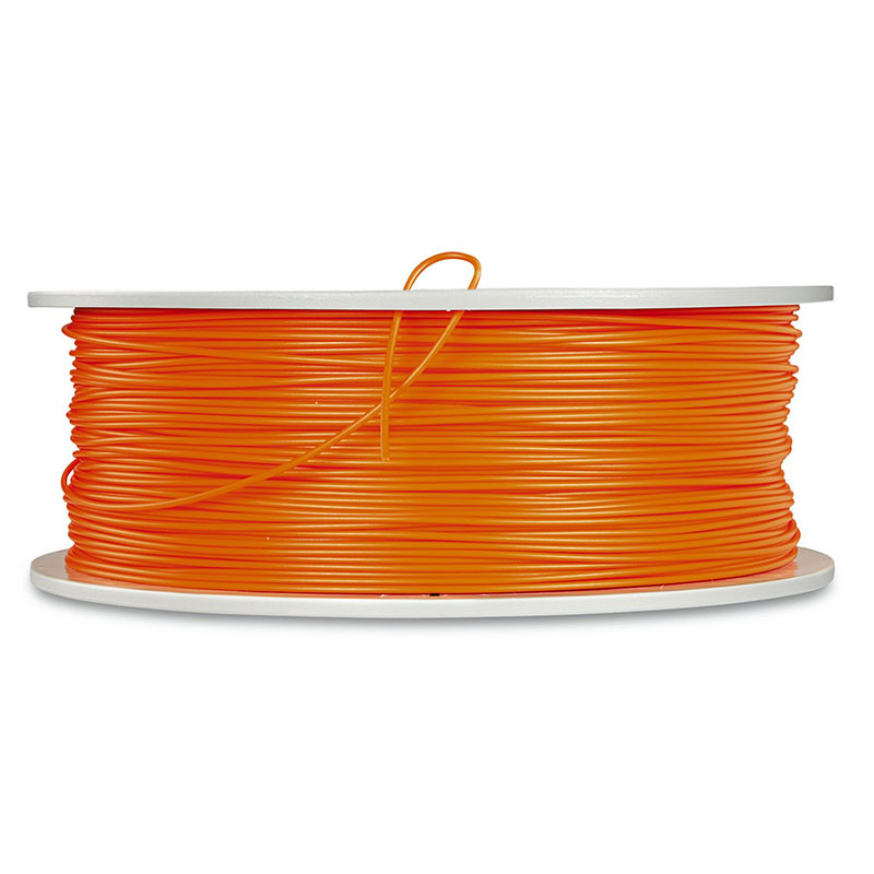 Verbatim, PLA 3D Filament 1.75mm, 552551kg Reel, Orange