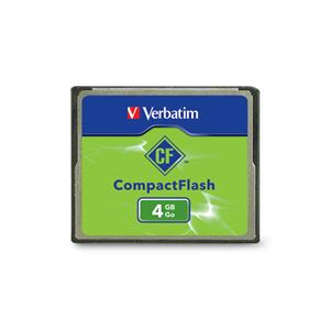 4GB CompactFlash Card